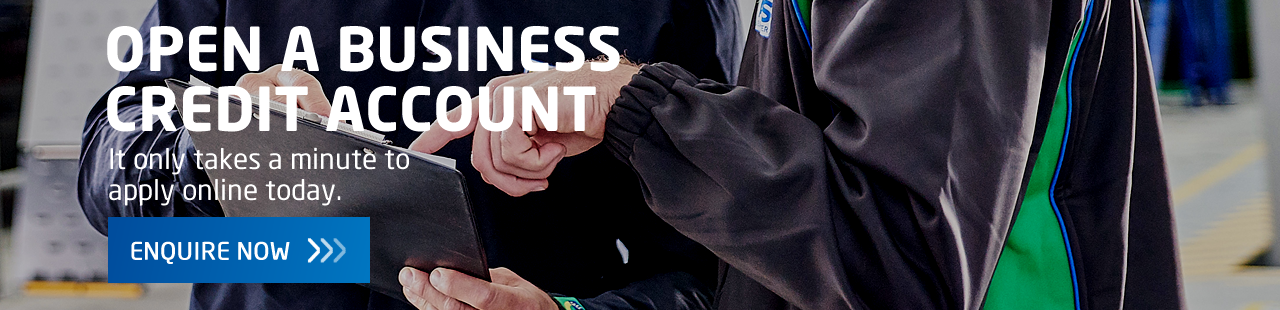 Open a Business Account - Enquire Online Today