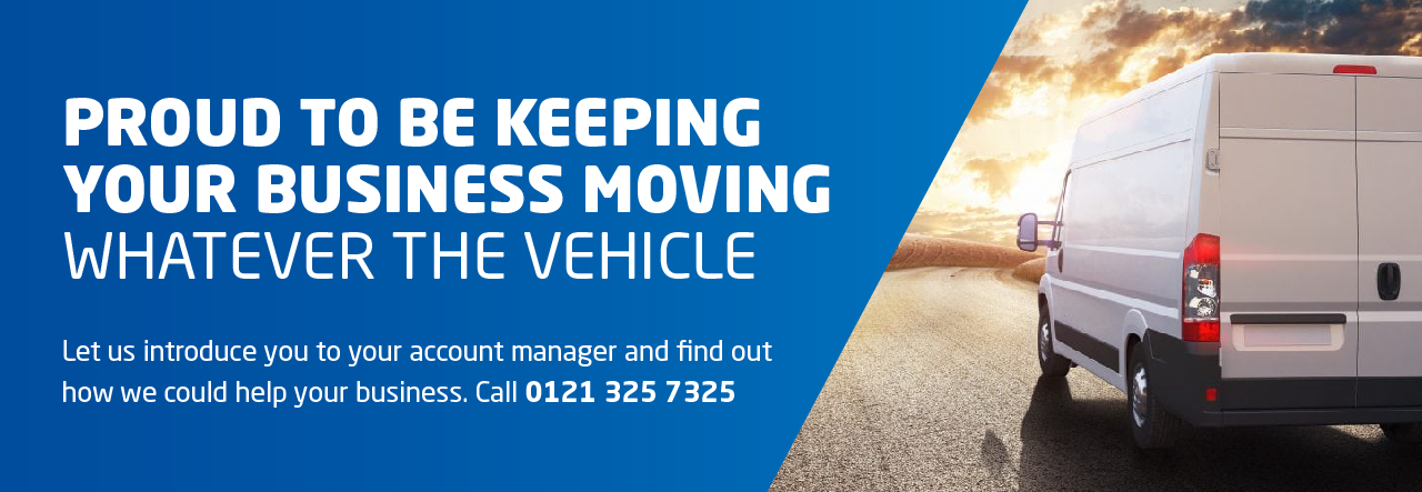 Proud to be keeping your business moving