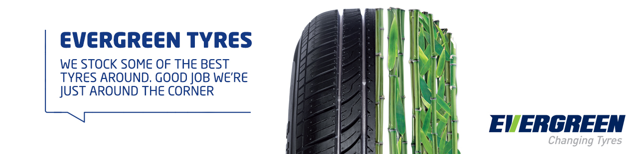 Evergreen Tyres-banner