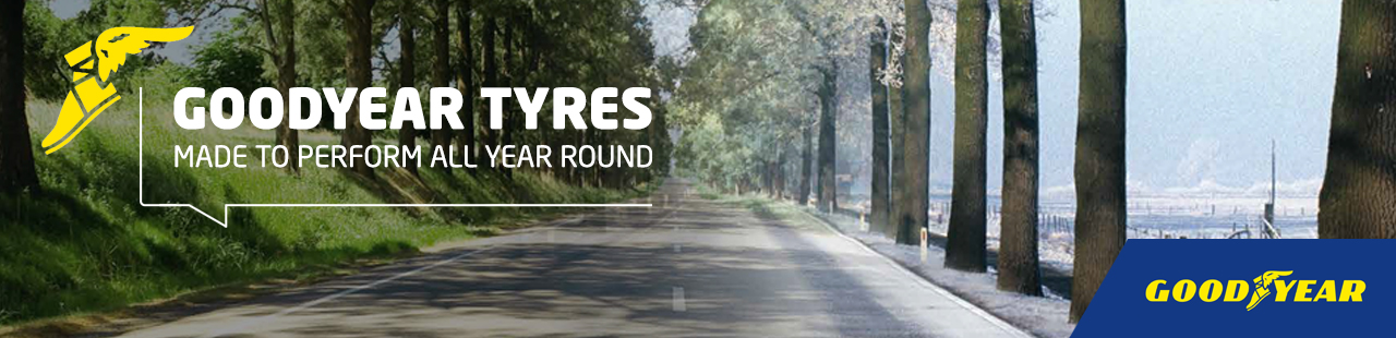Goodyear Tyres-banner