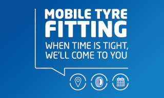 Mobile Tyre Fitting-banner