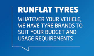 Runflat Tyres-banner