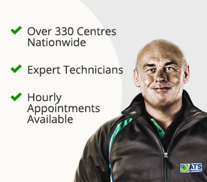 Over 270 centres nationwide with expert technicians and hourly appointments available