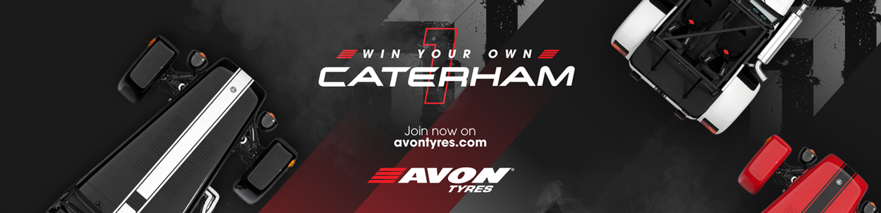 Avon win a Caterham competition