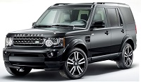 Land Rover Discovery Tyres