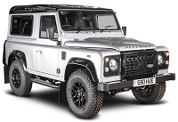 Land Rover Defender Tyres